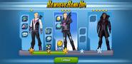 Hawkeye Rank Up