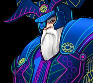 Odin Cosmic Armor Icon