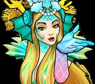 Mermaid Enchantress Icon