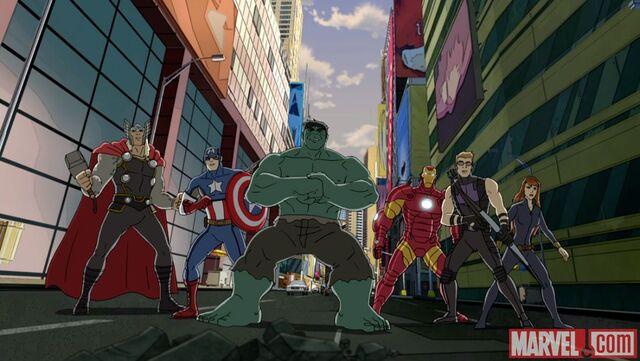 File:The avengers team.jpg