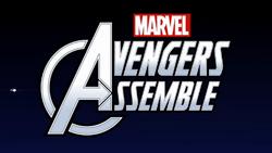 Marvel's Avengers Assemble opening logo