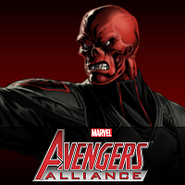 Red Skull Defeated Old