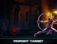 Hawkeye Level 9 Ability