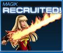 Magik Recruited Old