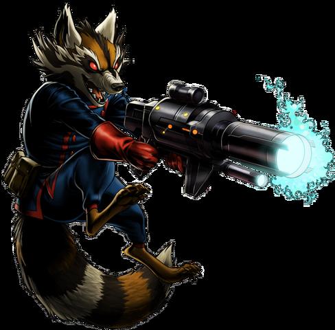 File:Rocket Raccoon Portrait Art.png