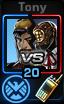 Group Boss Versus Karn (Bruiser)