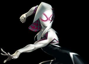 Spider-Gwen Dialogue 1