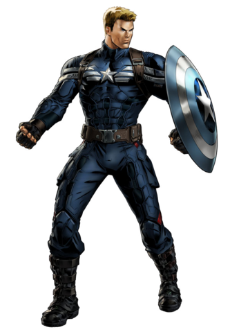 File:Captain Steve Rogers Portrait Art.png