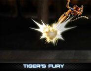 Tigra Level 6 Ability