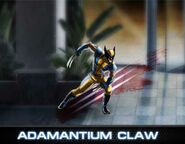 Wolverine Level 2 (Original) Ability