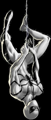 File:Future Foundation Spider-Man Portrait Art.png