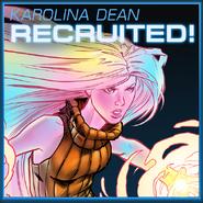 Karolina Dean Recruited
