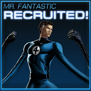 Mr. Fantastic Recruited