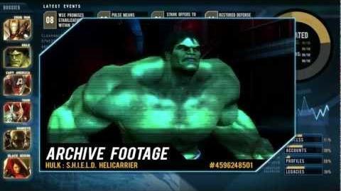 Marvel XP Briefing 4