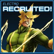 Electro Recruited