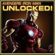 Iron Man Avengers Unlocked