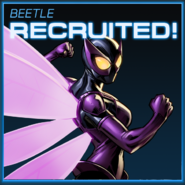Beetle Recruited