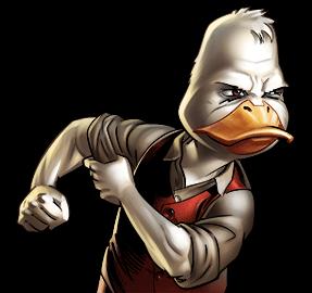 Howard the Duck Dialogue 1