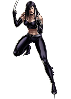 X-23 Marvel XP