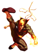 Iron Fist Marvel XP