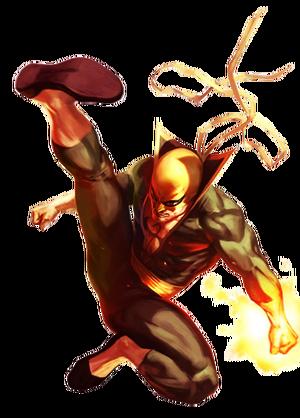 Iron Fist Marvel XP