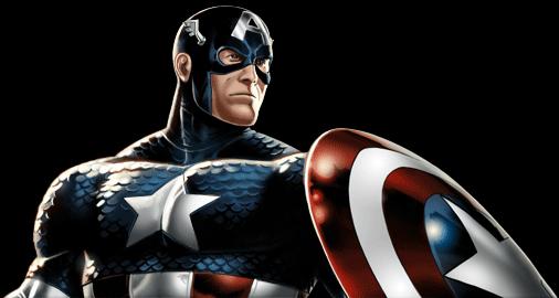 Captain America Dialogue 1
