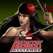 Elektra Defeated Old