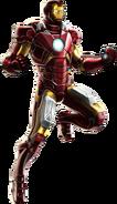 Iron Man-Avengers-iOS
