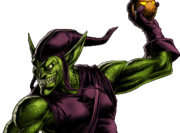 Green Goblin Dialogue