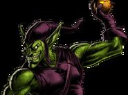 Green Goblin Dialogue