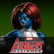Mystique Defeated Old