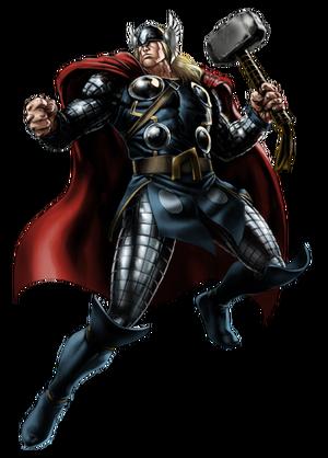 Thor Marvel XP