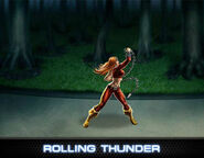 Thundra Level 2 Ability