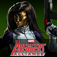 Madame Masque Defeated Old