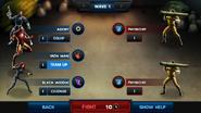 Pre-Combat Android Screenshot