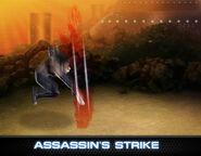 X-23 Level 9 Ability