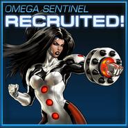 Omega Sentinel Recruited