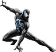 Spider-Man-Black Suit-iOS
