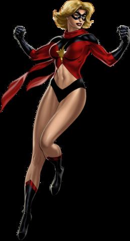 File:Original Ms. Marvel Portrait Art.png