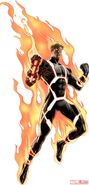 Annihilus Human Torch Marvel.com Art