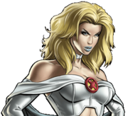 Emma Frost Dialogue 1
