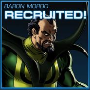 Baron Mordo Recruited