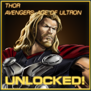 Thor Avengers Age of Ultron Unlocked