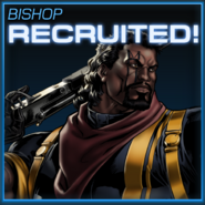 Bishop Recruited