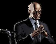 Professor X Dialogue