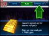 NaT Marvel XP Signed 1 Gold