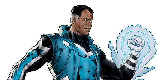 Blue Marvel Dialogue 1