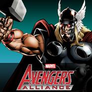 Dark Thor Defeated
