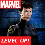 Maria Hill FB Level Up!