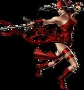 Elektra Right Portrait Art